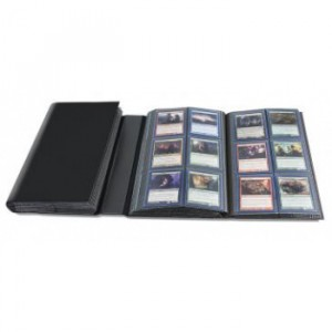 4-UP Playset PRO Binder - Black