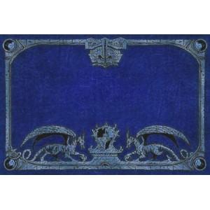 Dragon Shield Playmat Blue