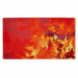 Dragon Shield Art Playmat - Matte Orange (Limited Edition)