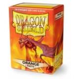 Dragon Shield Matte Orange (100 st)