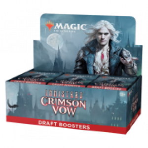 1x Innistrad: Crimson Vow Draft Booster Display Release 19/11