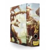 Dragon Shield Slipcase Binder - Rodinion Umber