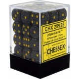 Chessex Tärningar 36st D6 12mm Urban Camo