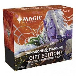 1x Adventures in the Forgotten Realms Gift Bundle