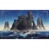 John Avon Art - Farway Island Play Mat
