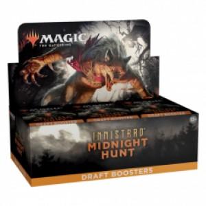 1x Innistrad: Midnight Hunt Draft Booster Display