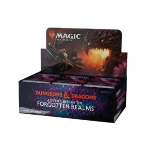 1x Adventures in the Forgotten Realms Draft Booster Display