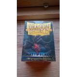 Dragon Shield Matte Black (100 st)