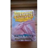 Dragon Shield Matte White (100 st)