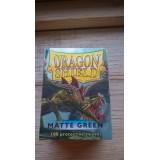 Dragon Shield Matte Green (100 st)