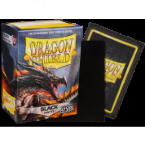 Dragon Shield Matte Black Amina Non-Glare (100 st)