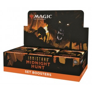 1x Innistrad: Midnight Hunt Set Booster Display (30 Booster)