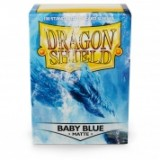 Dragon Shield Matte Baby Blue (100 st)
