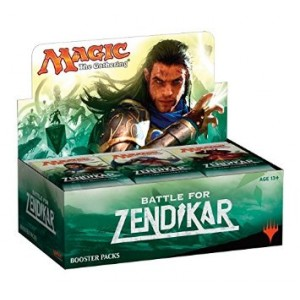 Battle for Zendikar Display
