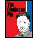 Grumpy Kim (50 Sleeves)