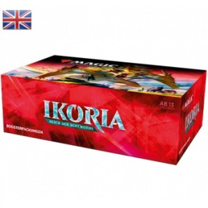 36x Ikoria: Lair of Behemoths Booster