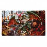 Dragon Shield Art Playmat - Christmas Dragon 2020