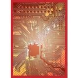 Legion - Art Sleeves - Circuit Red (50 Sleeves)