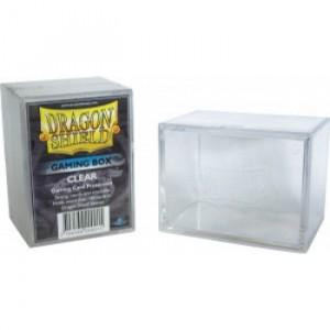 Dragon Shield Gaming Box - Clear