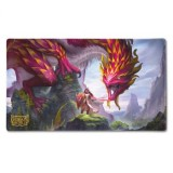 Dragon Shield Art Playmat - Pink Diamond Cornelia