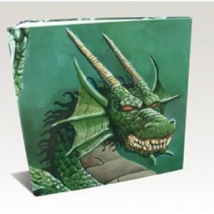 Dragon Shield - 3-Ring Binder - Green Dragon