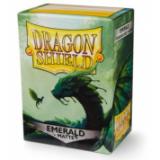 Dragon Shield Matte Emerald (100 St)