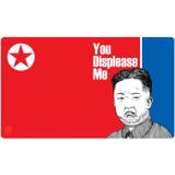 Grumpy Kim Playmat