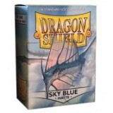 Dragon Shield Matte Sky Blue (100 st)