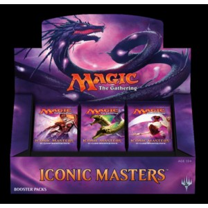 Iconic Masters Display (24-booster)