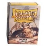 Dragon Shield Matte Ivory (100 st)