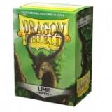 Dragon Shield Matte Lime (100 Sleeves)