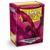 Dragon Shield Matte Magenta (100 st)