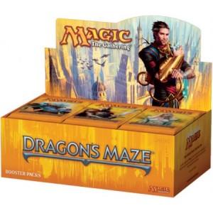 Dragons Maze Display