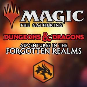 36x Adventures in the Forgotten Realms Draft Booster (Direkt ifrån Bundles)