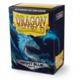 Dragon Shield Matte Night Blue (100 St)