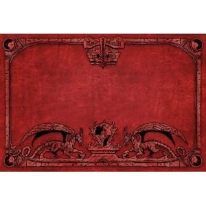 Dragon Shield Playmat Red