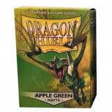 Dragon Shield Matte Apple Green (100 st)