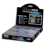 Ultra Pro Platinum Pages (100st)