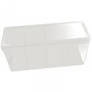 Dragon Shield - 4 Compartment Storage Box - White