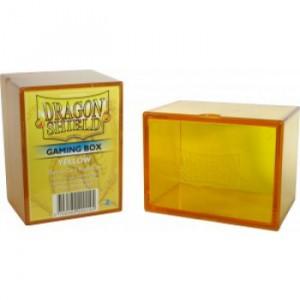 Dragon Shield Gaming Box - Yellow