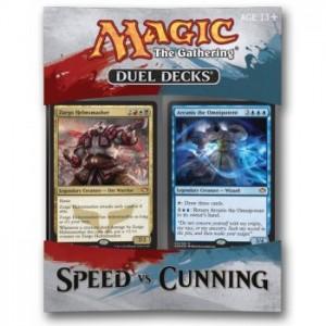 Speed vs Cunning - Duel Deck (english) + Magic: 2015 Clash Pack (english)