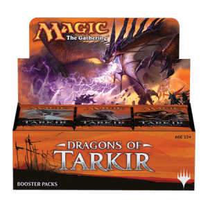 Dragons of Tarkir Display