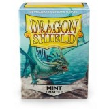 Dragon Shield Matte Mint (100 st)