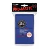 Ultra Pro - Pro Matte Blue (100st)