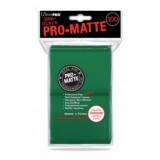 Ultra Pro - Pro Matte Green (100st)