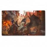 Dragon Shield Art Playmat - Valentine Dragon 2021